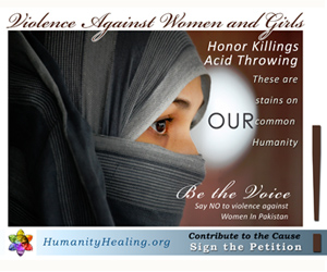 Say NO to Honor Killing